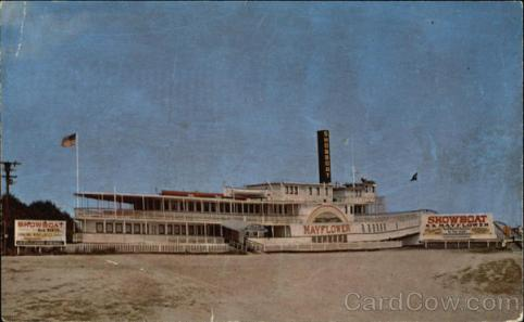 Showboat S.S. Mayflower Nantasket Beach